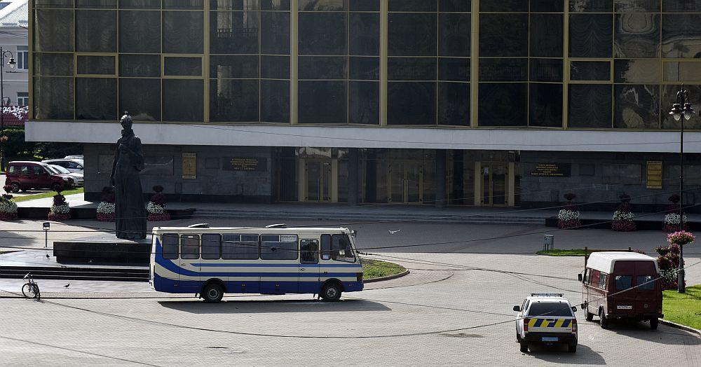 Ουκρανία: Εξαφανίστηκε μυστηριωδώς ο επικεφαλής οργάνωσης που βοηθά Λευκορώσους αυτοεξόριστους