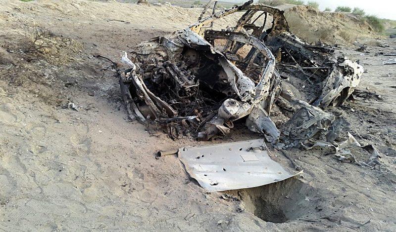 Δύο μέλη του ΙΚ σκοτώθηκαν στην αμερικανική επιχείρηση στο ανατολικό Αφγανιστάν