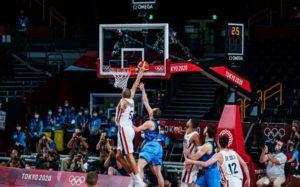 Τόκιο 2020: Ο Μπατούμ έστειλε τους Γάλλους στον τελικό του μπάσκετ