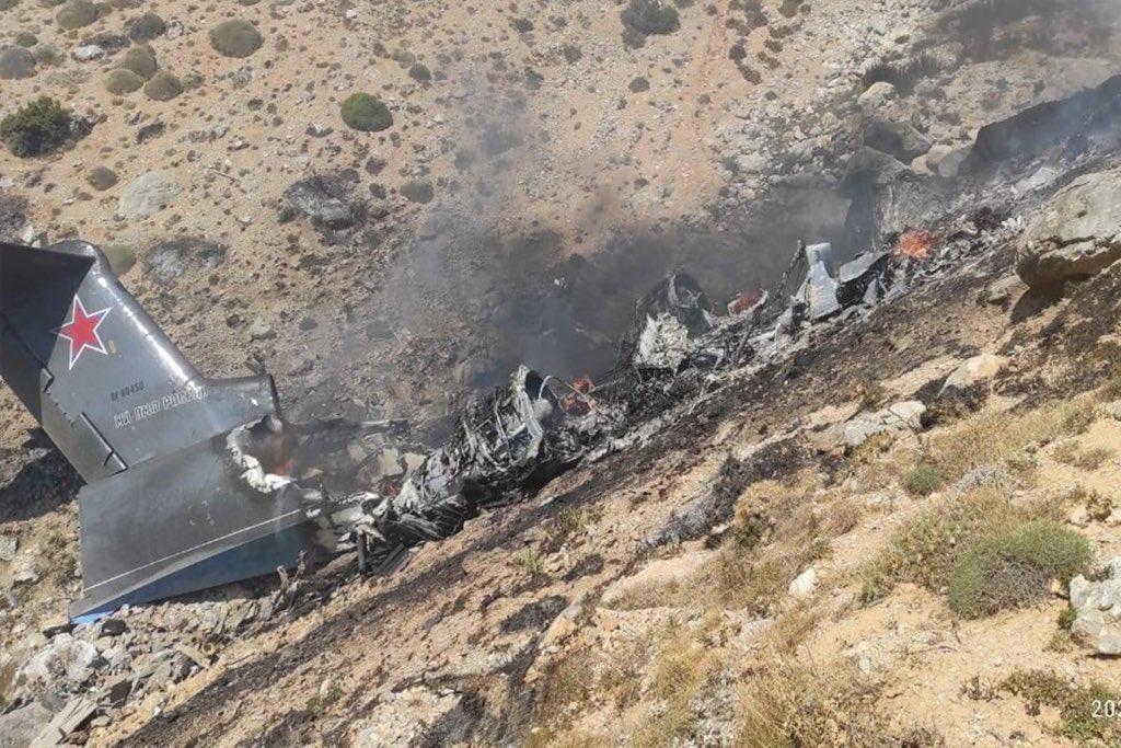 Τουρκία: Νεκροί και οι 8 επιβαίνοντες στο ρωσικό Βe-200 – Η στιγμή της συντριβής (Video)