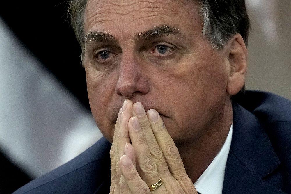 Βραζιλία: Αντιμέτωπος με έρευνα του εκλογοδικείου ο Ζαΐχ Μπολσονάρου