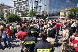 Η εγκληματική ενέργεια της κυβέρνησης Μητσοτάκη να μην ανανεώσει συμβάσεις 5.000 δασοπυροσβεστών