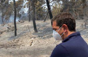 Τσίπρας από Εύβοια: Μην προκαλούν με δηλώσεις αυτοθαυμασμού πάνω στα ερείπια (Video)