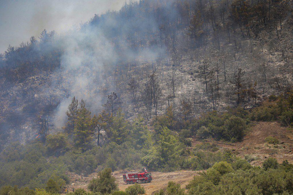 Βουλγαρία: Δύο νεκροί και σημαντικές καταστροφές στις πυρκαγιές που μαίνονται στη χώρα