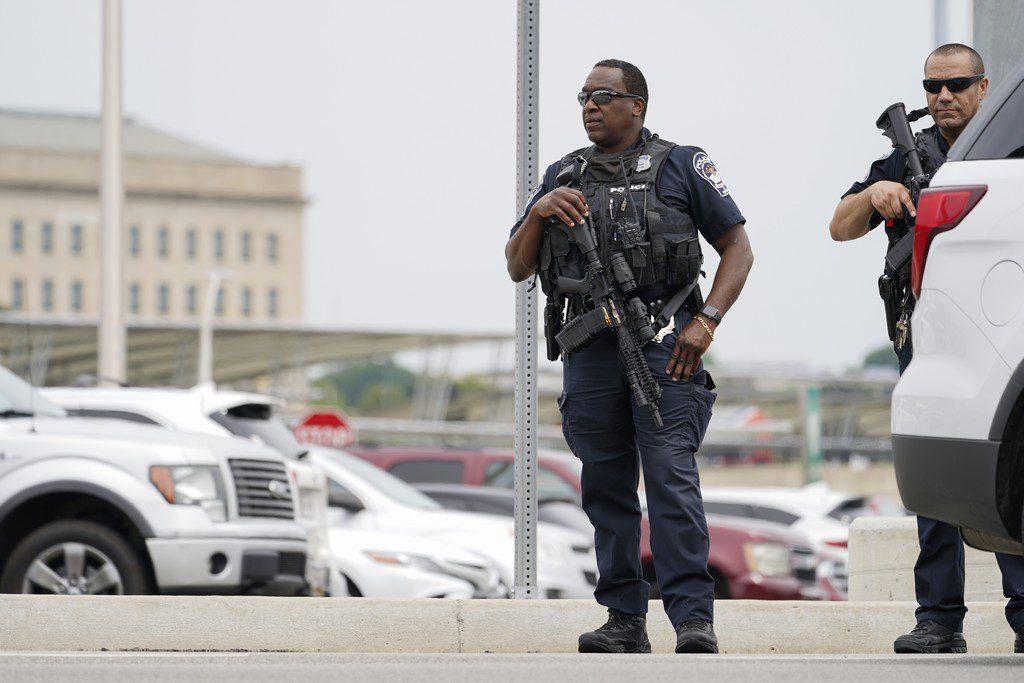 ΗΠΑ: Αστυνομικός σκοτώθηκε σε ανταλλαγή πυρών έξω από το Πεντάγωνο – Πολλοί οι τραυματίες