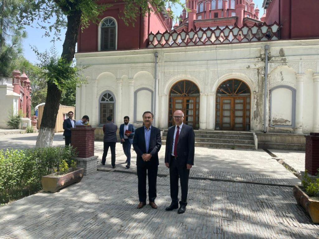 Καμπούλ: Η προέλαση των Ταλιμπάν δεν… πτοεί την πρεσβεία της Τουρκίας