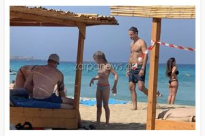 «Ασυγκράτητος» ο πρωθυπουργός συνεχίζει τις διακοπές στην Κρήτη – Σήμερα στα Φαλάσαρνα!