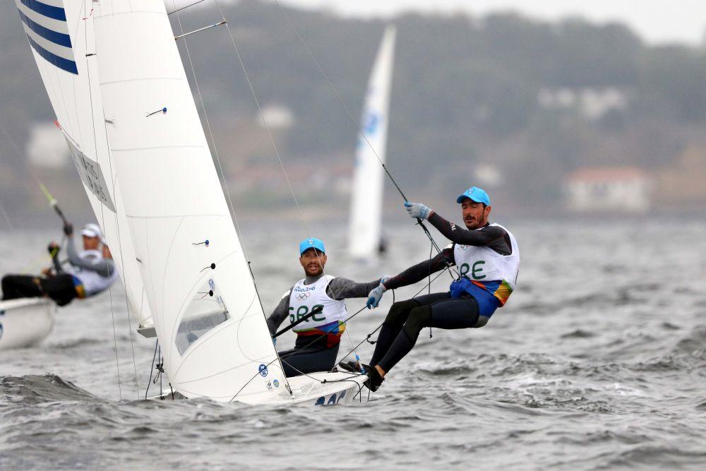 Ολυμπιακοί Αγώνες – Τόκιο 2020: Στην 9η θέση μετά από 7 ιστιοδρομίες το δίδυμο Μάντη-Καγιαλή