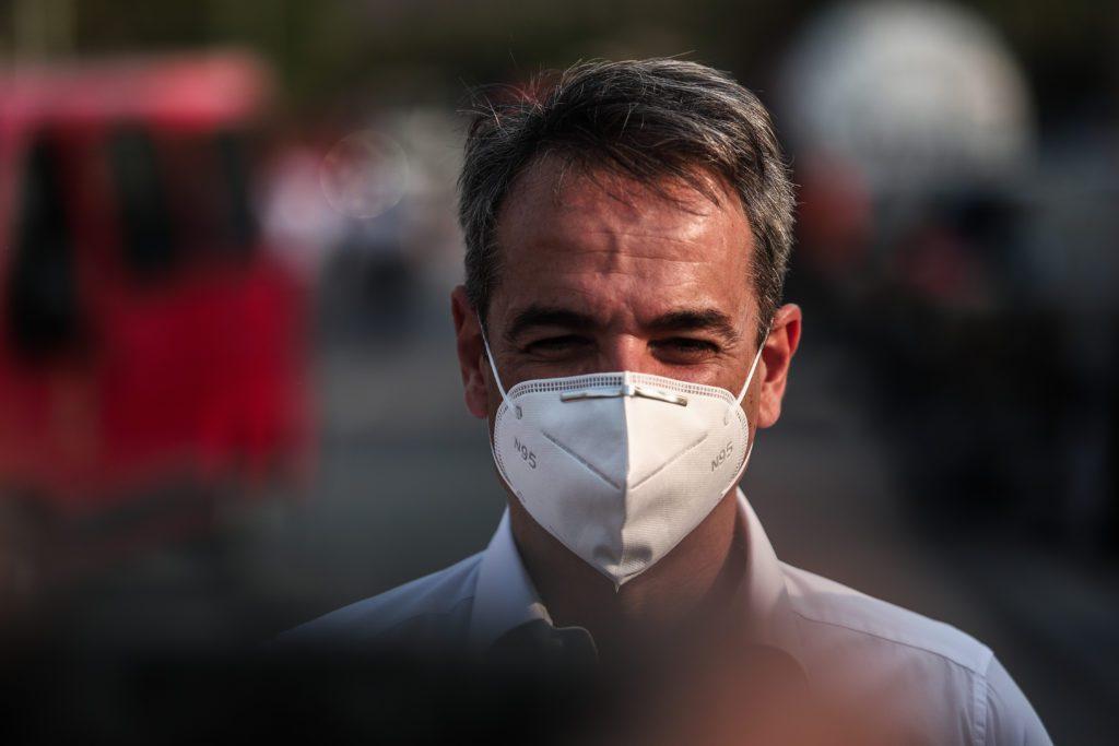 ΣΥΡΙΖΑ-Π.Σ.: Υπουργοί και πρωθυπουργός αυτοθαυμάζονται ενώ η Βαρυμπόμπη κάηκε με 2-3 μποφόρ