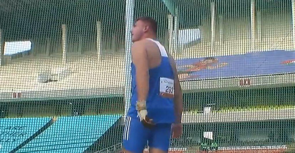 Παγκόσμιο Πρωτάθλημα στίβου Κ20: Ασημένιο μετάλλιο ο Ντουσάκης στη σφύρα