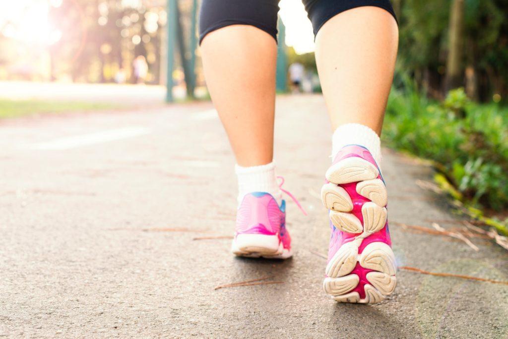 Ποτέ να μην υποτιμάτε τη δύναμη του περπατήματος!