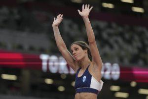 Ολυμπιακοί Αγώνες – Τόκιο 2020: Τέταρτη και εκτός μεταλλίων η Στεφανίδη