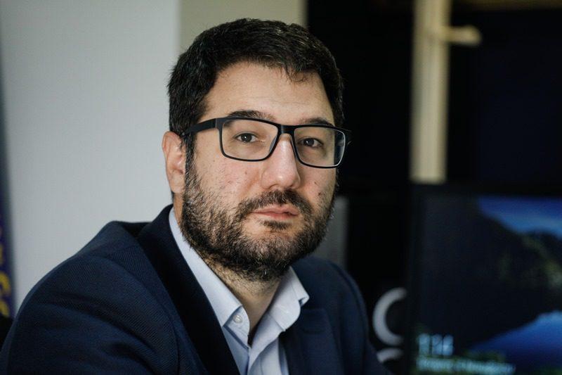 Nάσος Ηλιόπουλος: Εγκληματικό να ανοίγουν τα σχολεία με 25 παιδιά στην τάξη και να κλείνουν τα τμήματα με 50%+1 κρούσματα»