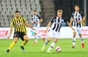 Σούπερ Λίγκα: Μεγάλη νίκη 2-0 του ΠΑΟΚ επί της ΑΕΚ