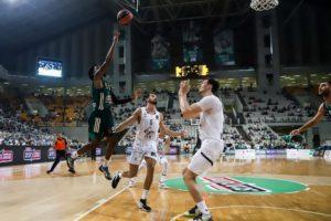 Mπάσκετ: Νικητής στο θρίλερ ο Παναθηναϊκός