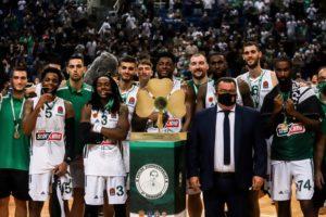 Μπάσκετ: «Πράσινη» πρωτιά στη μνήμη Π. Γιαννακόπουλου