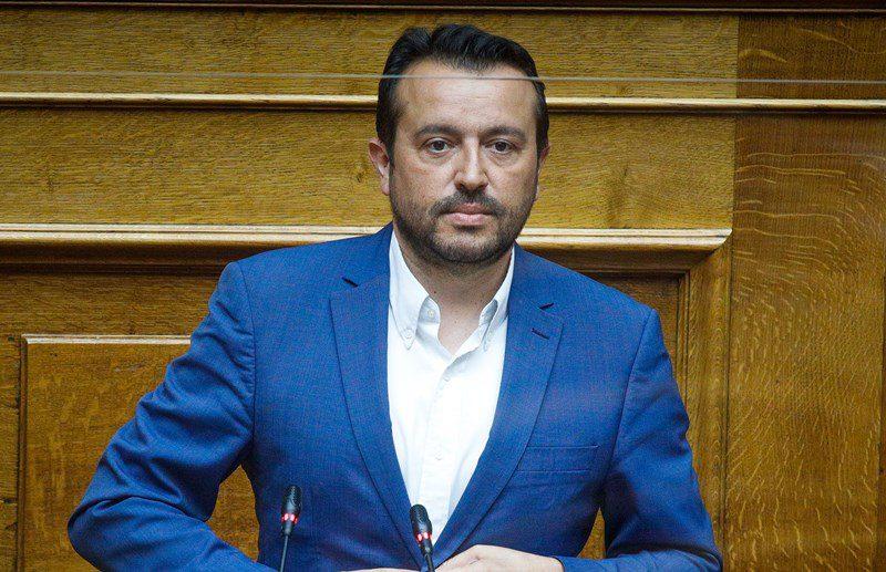 Νίκος Παππάς: Δύο χρόνια εξαγγελίες και παγωμένα τα μεγάλα έργα, ο απολογισμός της κυβέρνησης Μητσοτάκη