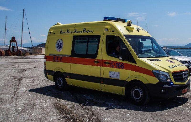 Πόρτο Χέλι: ΙΧ έπεσε στη θάλασσα – στο νοοσοκομείο ο οδηγός