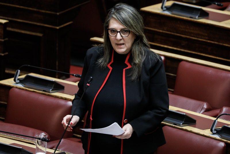 Ολυμπία Τελιγιορίδου: Ο κ. Μητσοτάκης έστρεψε την πλάτη στους αγρότες