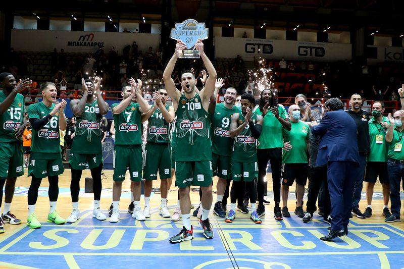 Μπάσκετ: «Πράσινος» ο πρώτος τίτλος