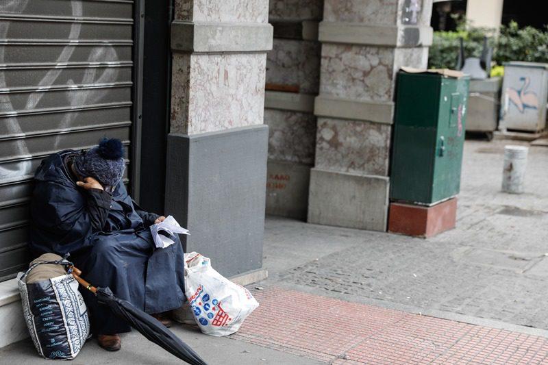 Αντιμέτωπο με τη φτώχεια το 21,4% του πληθυσμού του βορείου Αιγαίου