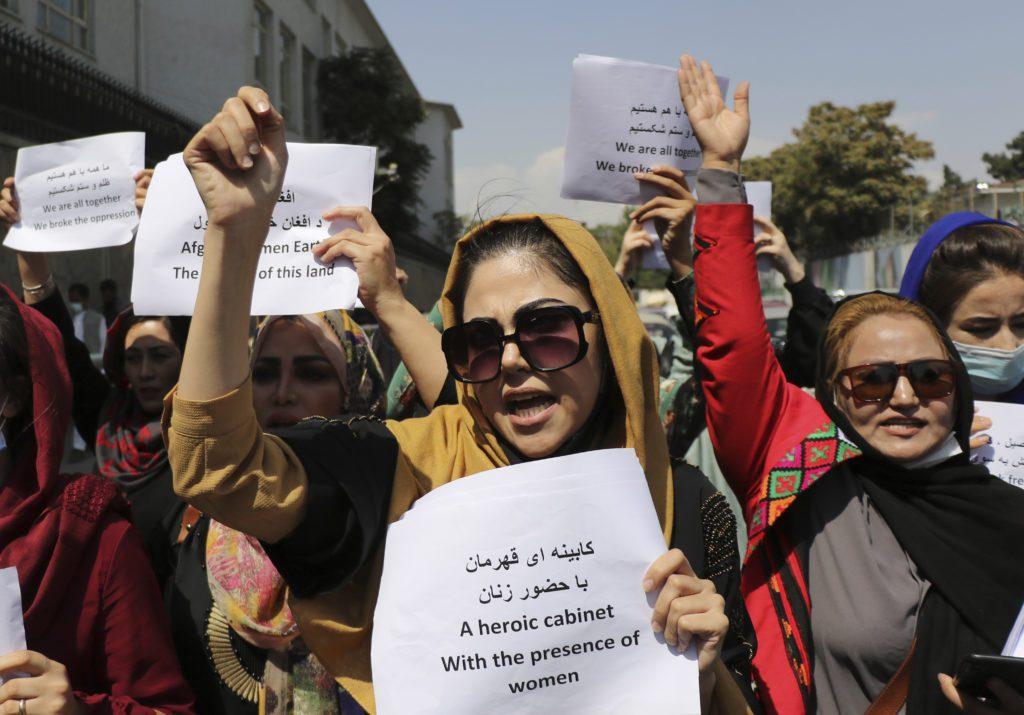 Οι Ταλιμπάν απαγόρευσαν την είσοδο σε εργαζόμενες υπουργείου Γυναικείων Υποθέσεων