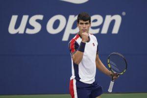 Τένις: Ακάθεκτος ο 18χρονος Αλκαράθ, προκρίθηκε στους «8» του US Open