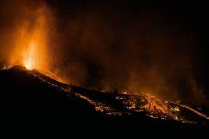 Έκρηξη ηφαιστείου στη Λα Πάλμα: Εκκενώνονται κοινότητες – Δείτε ζωντανά εικόνα (Photos – Video)