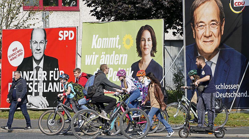 Γερμανία – δημοσκόπηση: Στις δύο μονάδες η διαφορά SPD – CDU/CSU