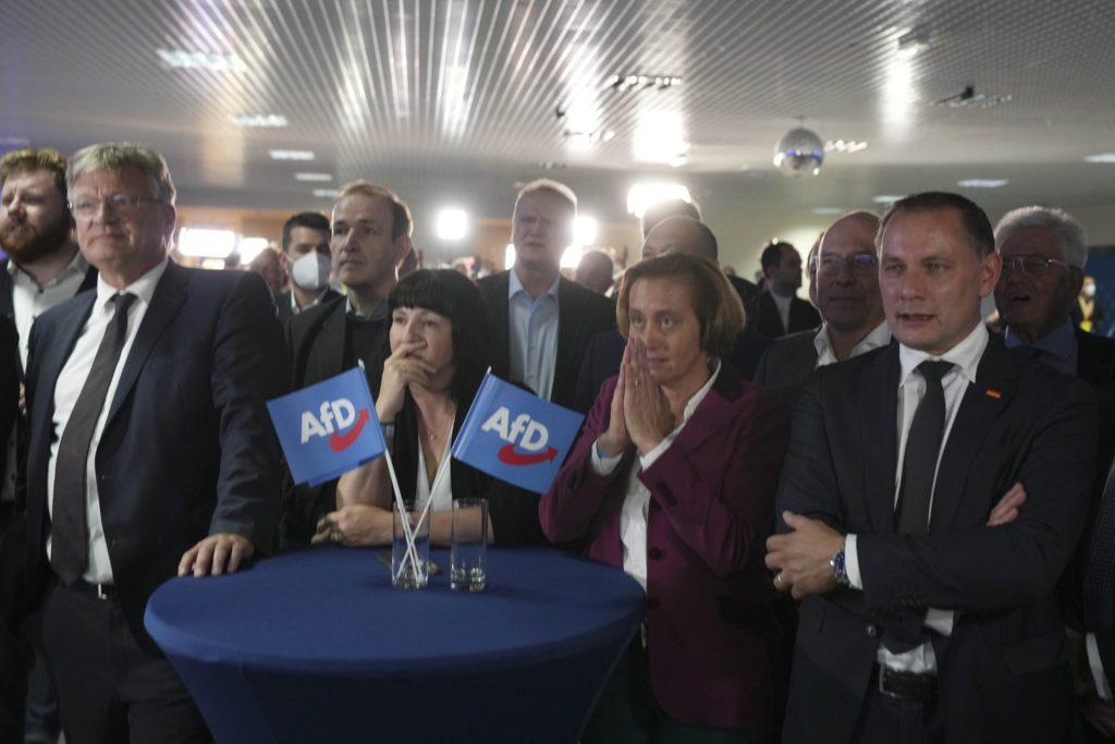 Γερμανικές εκλογές: Εδραίωση του AfD στο πολιτικό σκηνικό
