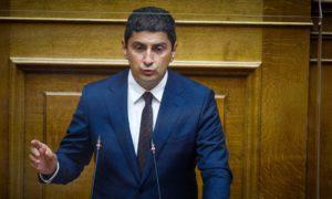 ΑΟ Καβάλας: Είπε ψέματα στη Βουλή ο Αυγενάκης