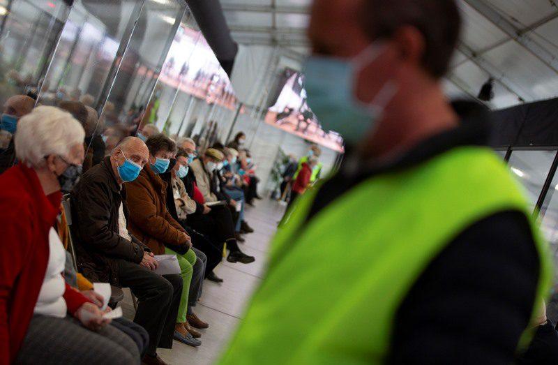Βέλγιο: «Πράσινο φως» για την τρίτη δόση στους άνω των 65