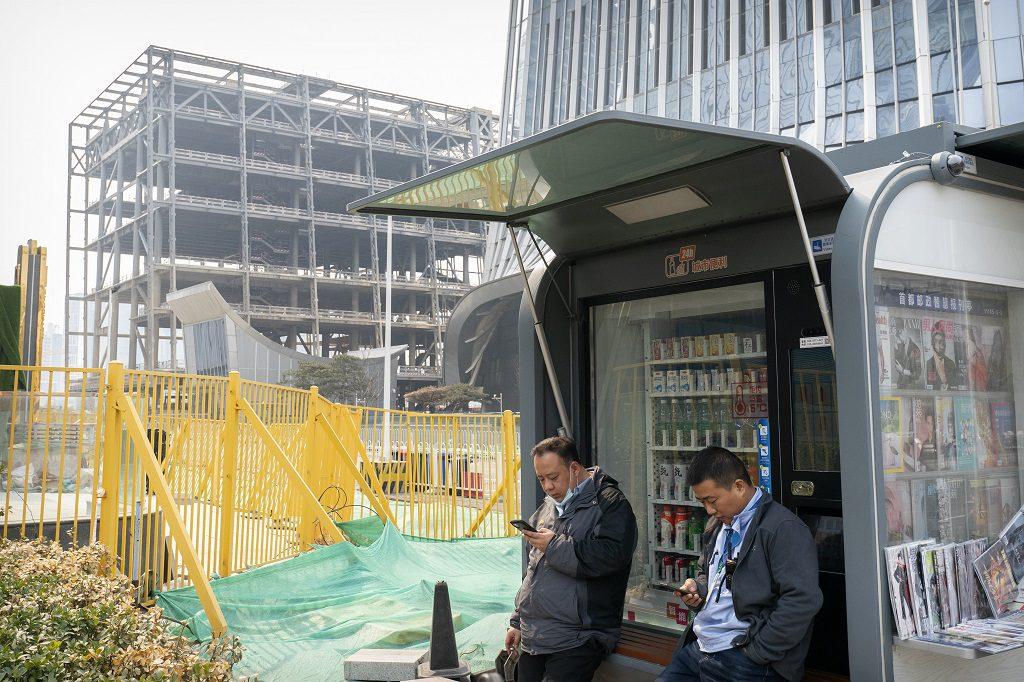 Κατάρρευση κατασκευαστικού κολοσσού στην Κίνα – Φόβοι για κραχ