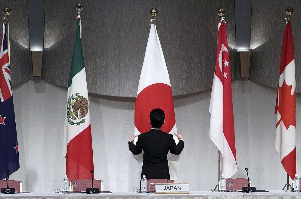 Η Κίνα αιτήθηκε επίσημα να γίνει μέλος της συμφωνίας ελεύθερου εμπορίου για την περιοχή του Ειρηνικού