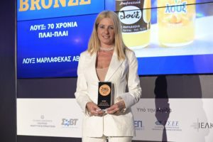 Διπλή διάκριση για τη Λουξ στα Super Market Awards 2021