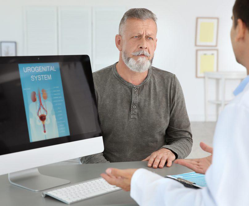 Καρκίνος του προστάτη: Από τη διάγνωση στη θεραπεία