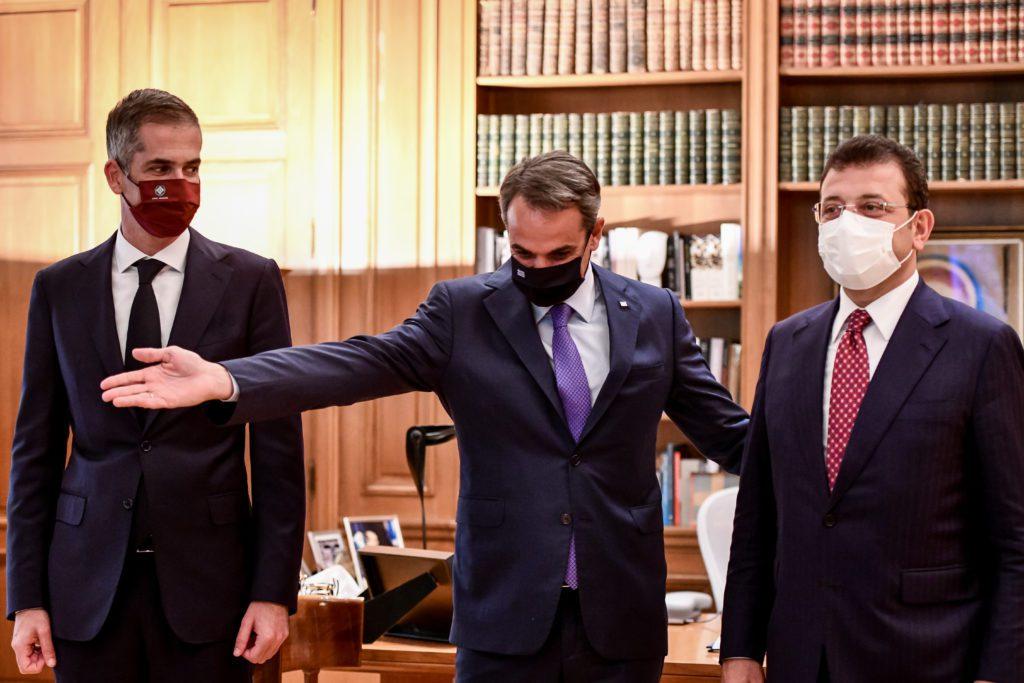 Με αμανέδες η διπλωματία Μητσοτάκη-Μπακογιάννη απέναντι στην Τουρκία