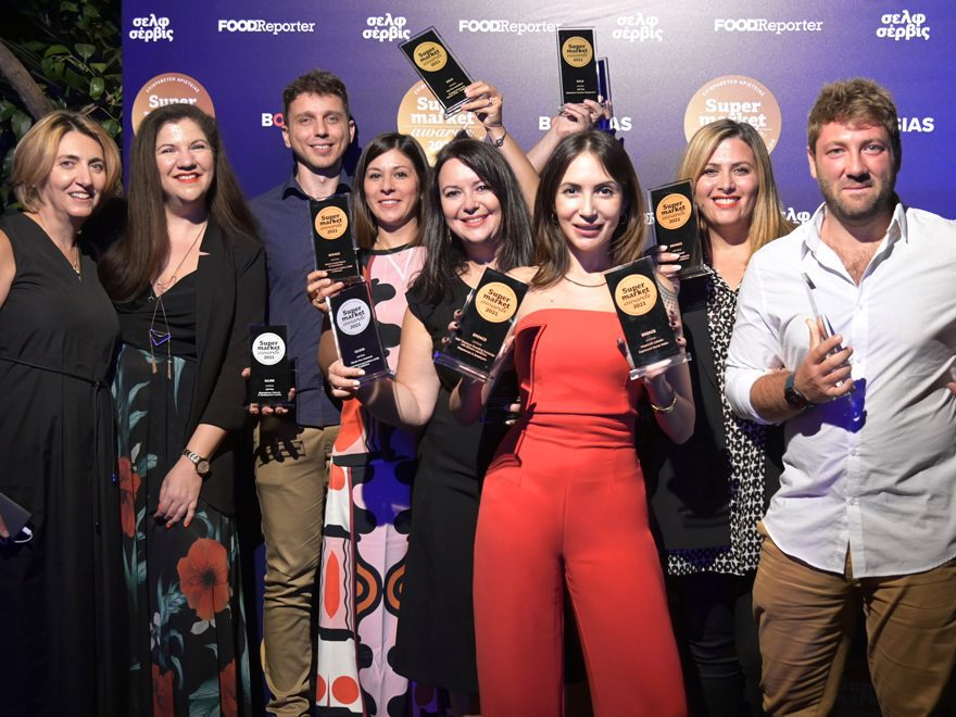 H Lidl Ελλάς απέσπασε 11 νέα βραβεία στα Supermarket Awards 2021