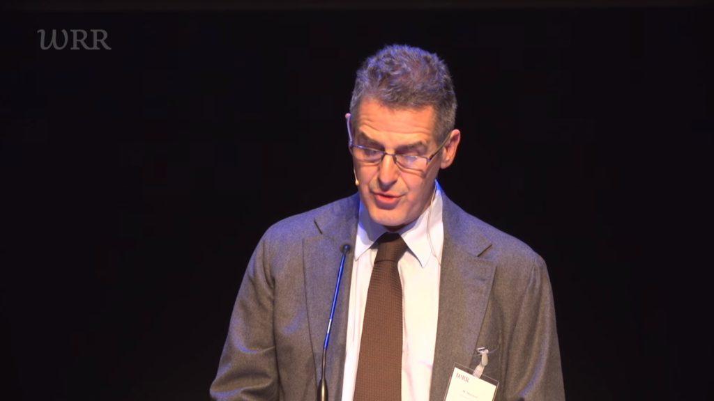 Ο Βρετανός ιστορικός καθηγητής Μαρκ Μαζάουερ πολιτογραφήθηκε τιμητικά Έλληνας πολίτης