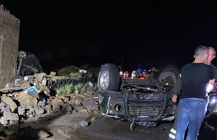 Ιταλία: Δυο νεκροί και εννέα τραυματίες από ανεμοστρόβιλο στο νησί Παντελερία