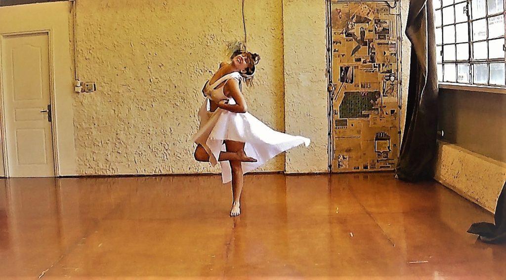 Ανοιχτό μάθημα afro samba χορού με τη Νέλλη Πουλοπούλου