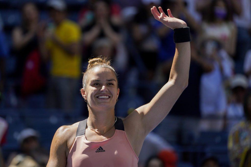 US Open: Εκπληκτική η Σάκκαρη, πέρασε στους «16» με νίκη 2-0 επί της Κβίτοβα