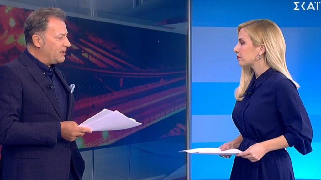 «Άγριο» τρολάρισμα Αναστασοπούλου σε Οικονόμου και ΣΚΑΪ: Ας επικρίνουμε και μια φορά τον Μητσοτάκη… (Video)