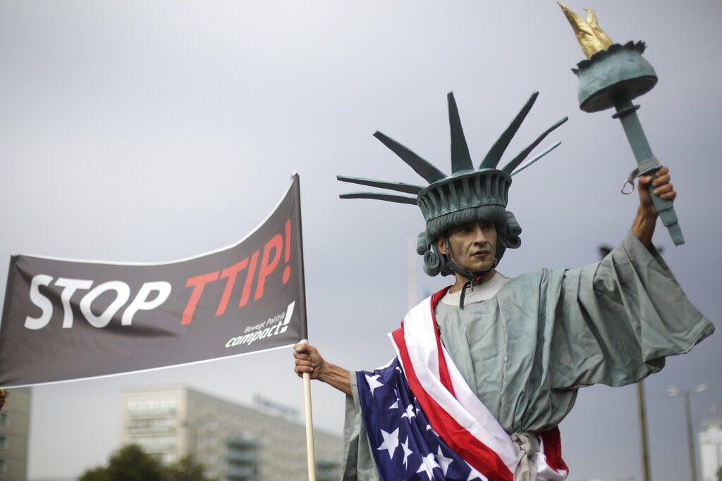 ΗΠΑ και Ε.Ε επιχειρούν να αναστήσουν την συμφωνία ελεύθερου εμπορίου TTIP