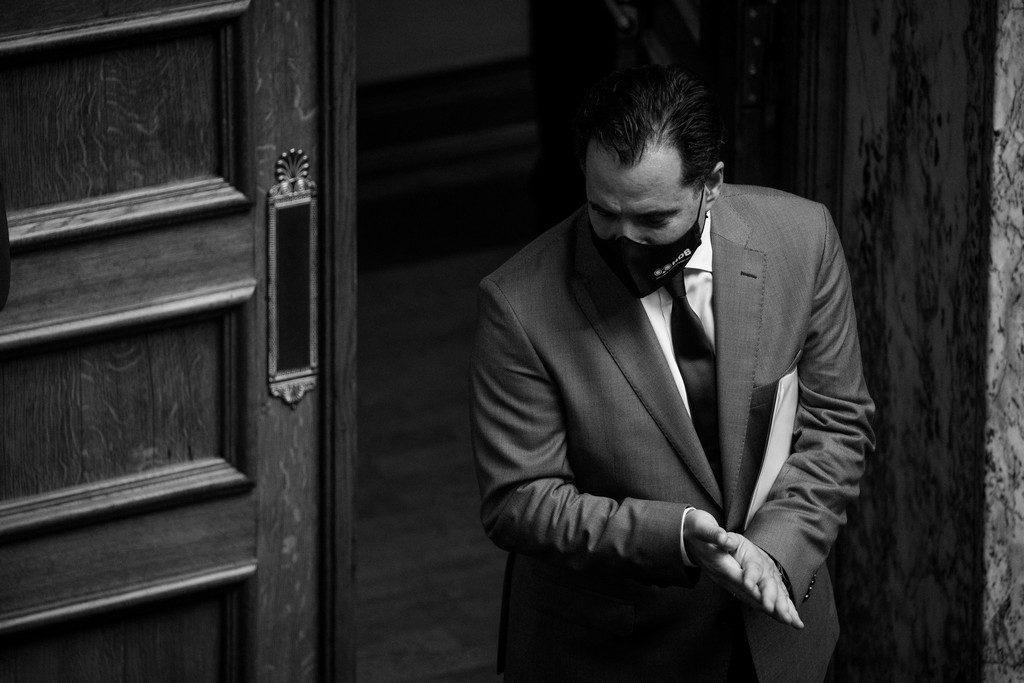 Νέο παραλήρημα Γεωργιάδη: Ο Τσίπρας φταίει για τις αυξήσεις των τιμών και την ακρίβεια
