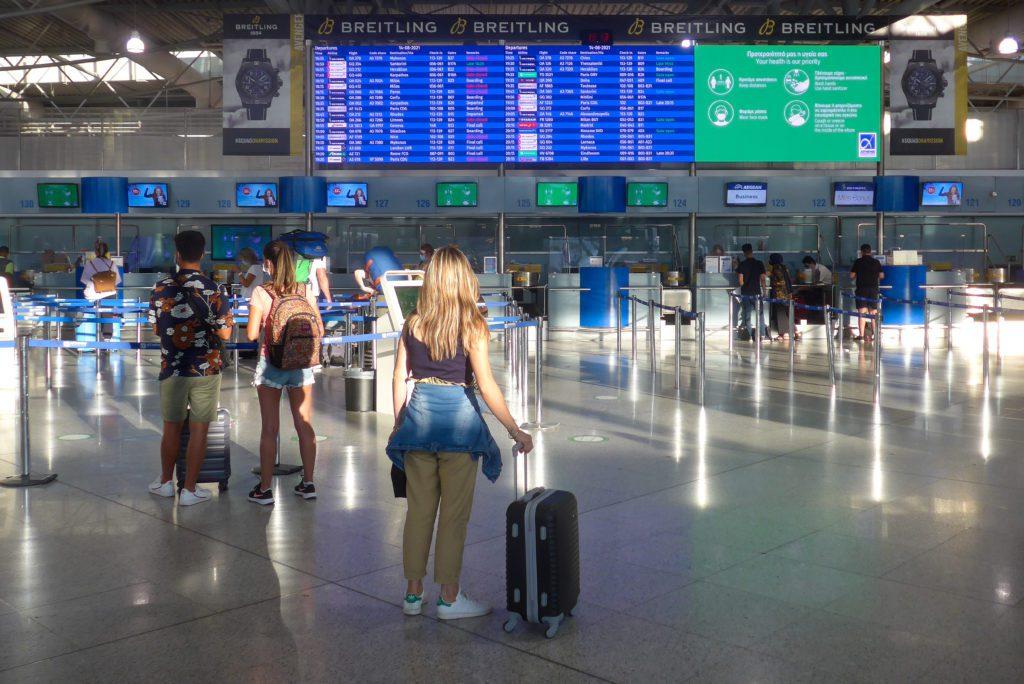 ΥΠΑ: Νέα παράταση notam για πτήσεις εξωτερικού έως 24 Σεπτεμβρίου