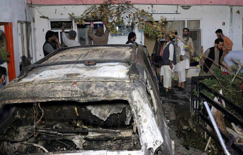 Αφγανιστάν: Το Ισλαμικό Κράτος ανέλαβε την ευθύνη για τις βομβιστικές επιθέσεις κατά των …Ταλιμπάν