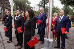 Αλβανία: Οι γυναίκες πλειοψηφούν για πρώτη φορά σε κυβέρνηση