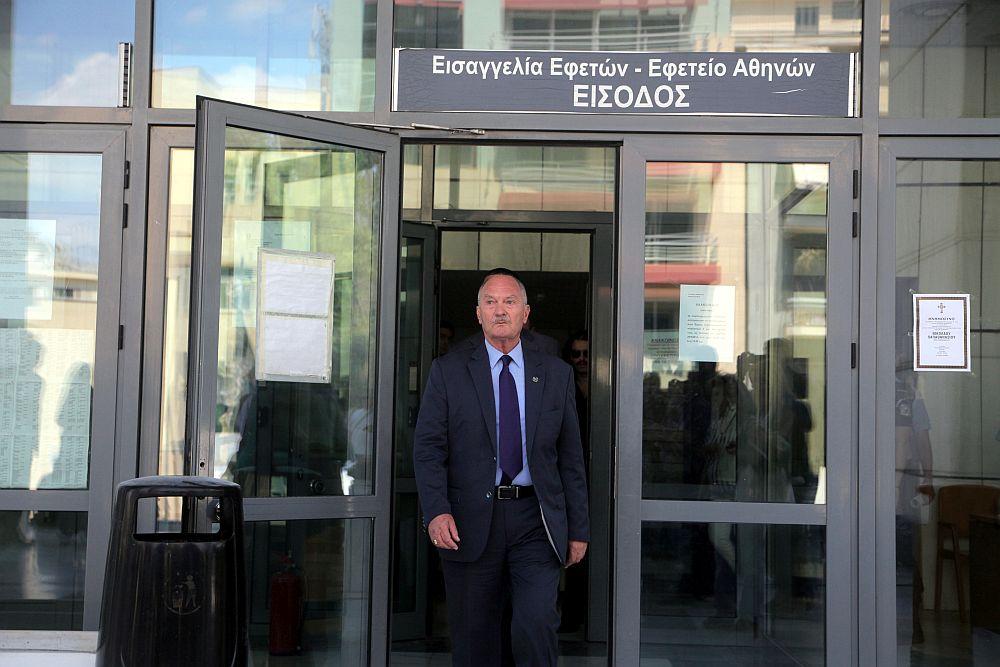 Αποφυλακίζεται ο χρυσαυγίτης πρώην βουλευτής Αχαΐας, Μιχάλης Αρβανίτης