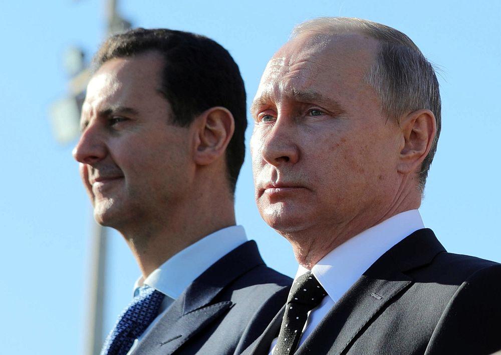 Συνάντηση Πούτιν και Άσαντ στη Μόσχα – Τι συζήτησαν